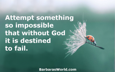 What Makes the Impossible Possible?
