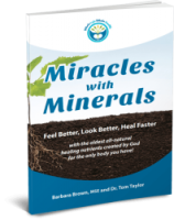 Miracles With Minerals
