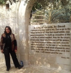 Barbara in Israel