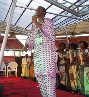 Nigeria singer