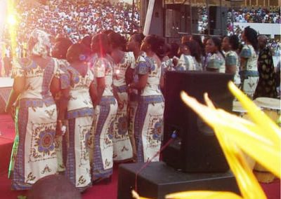 Nigeria choir